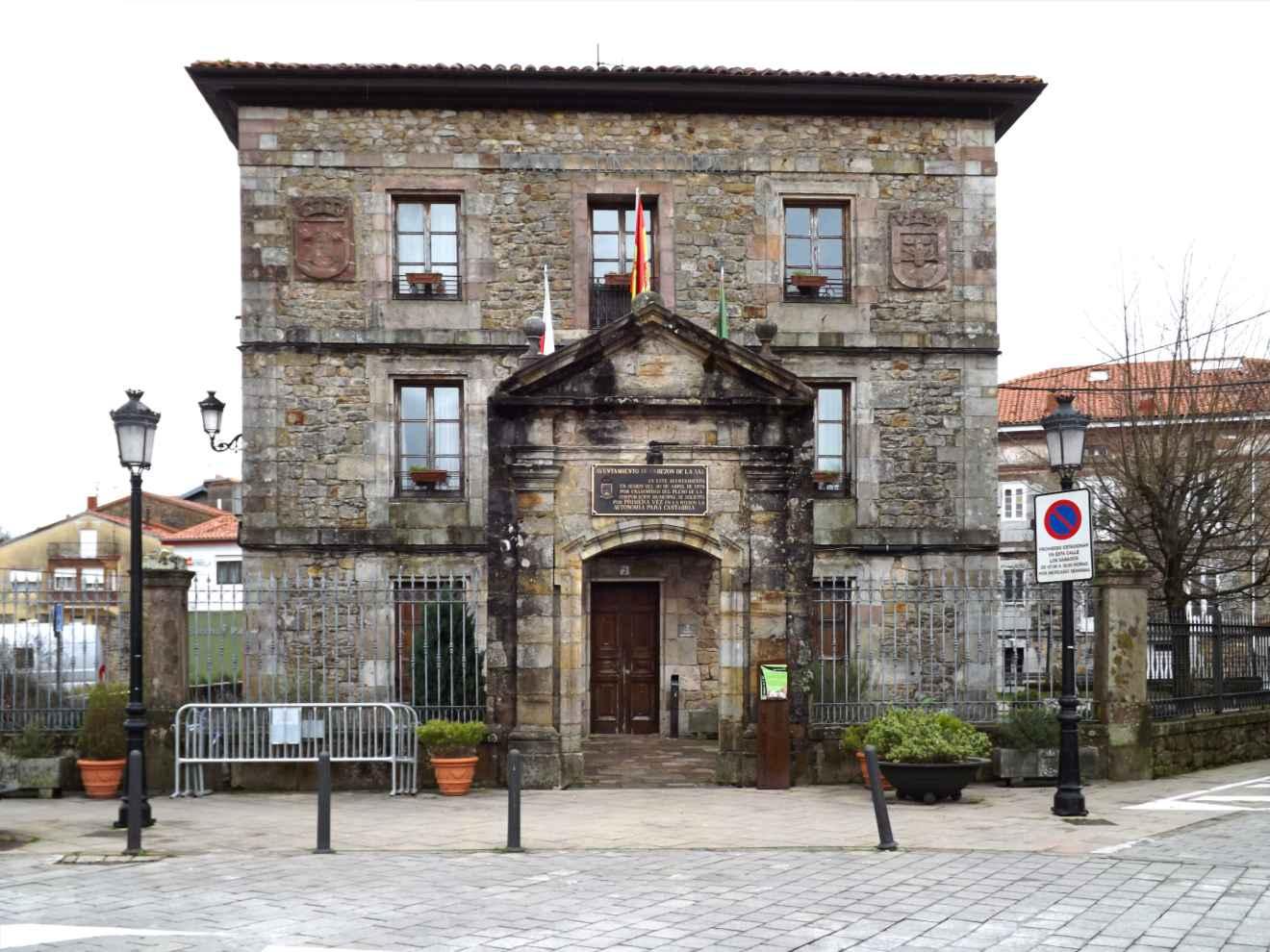 Ayuntamiento de Cabezón de la Sal