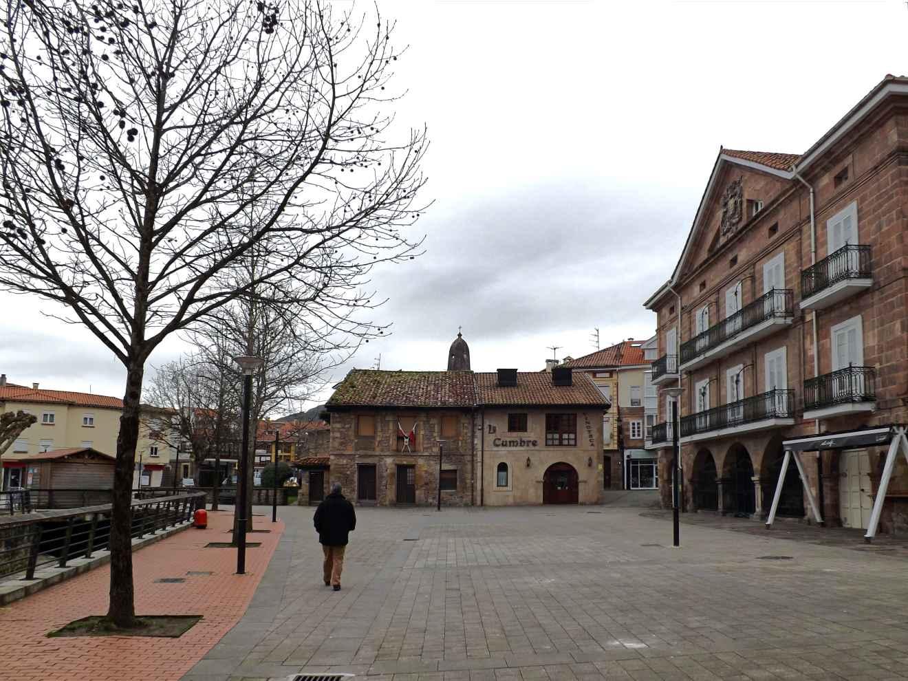 Plaza de Ángel de La Bodega