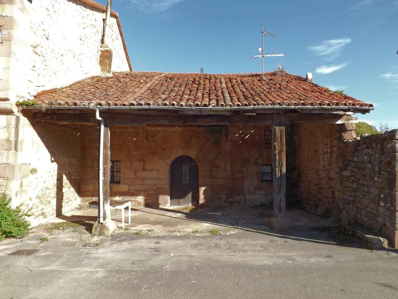 Casa renacentista en Carrejo