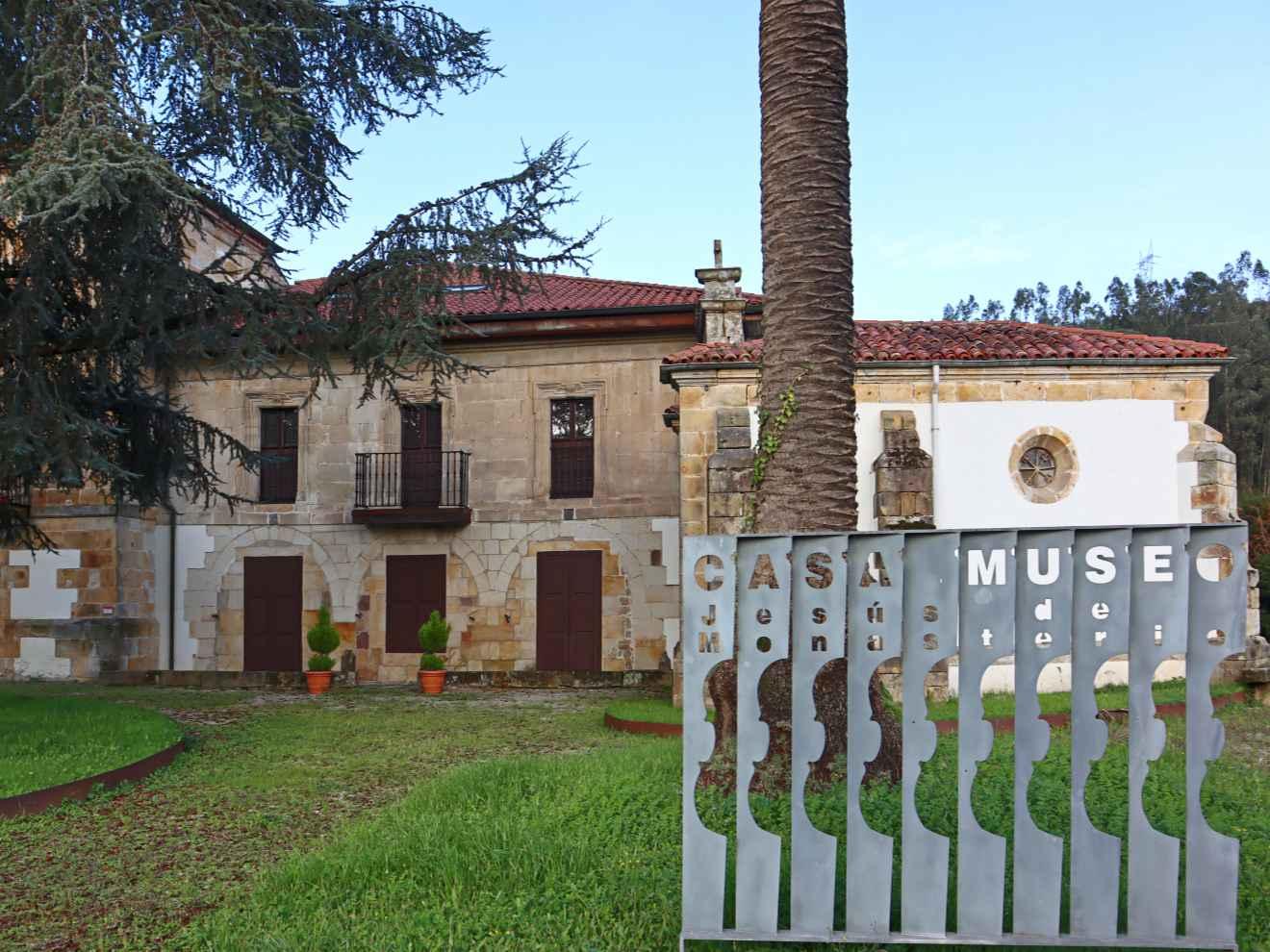 Casa museo de Jesús de Monasterio