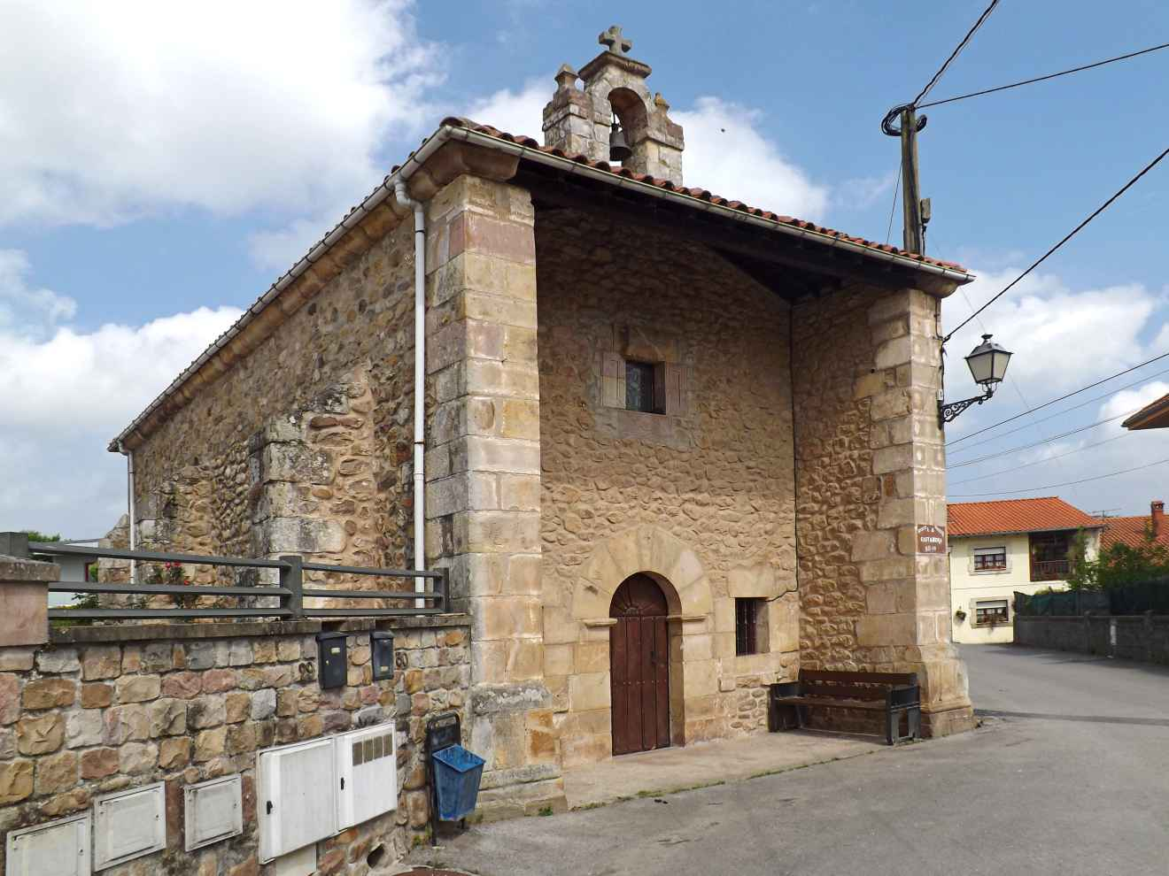 Capilla de la Virgen de la Castañera