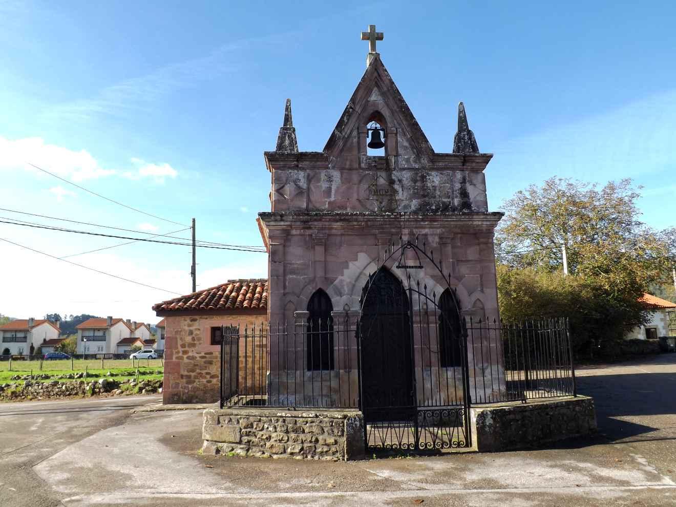 Capilla de San Roque en Vernejo