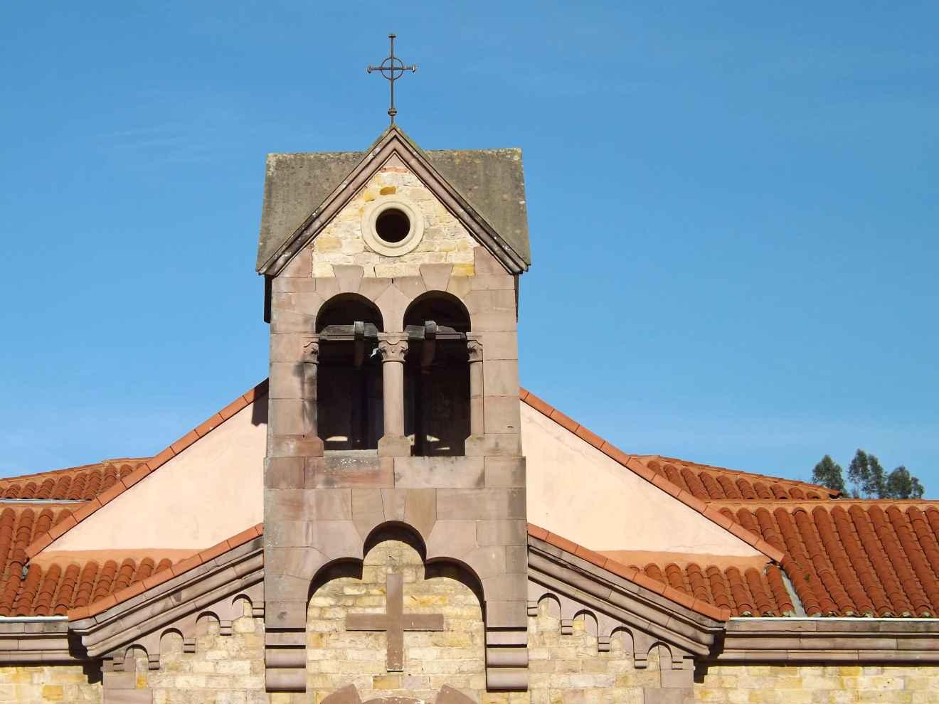 Detalle del Colegio Sagrado Corazón