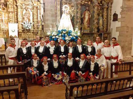 Grupo de Danzas Virgen del Campo