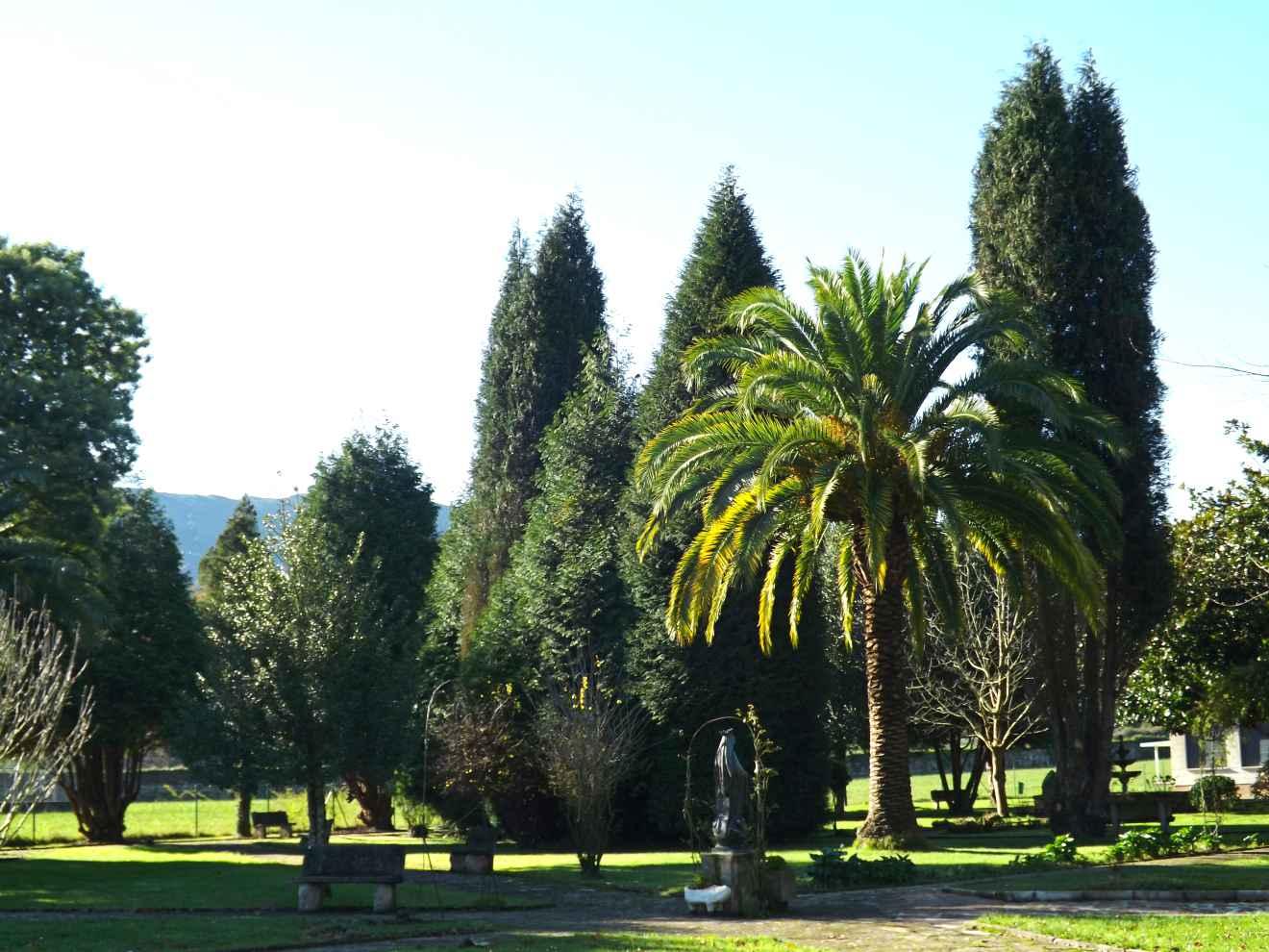 Parque de la Residencia Sagrada Familia