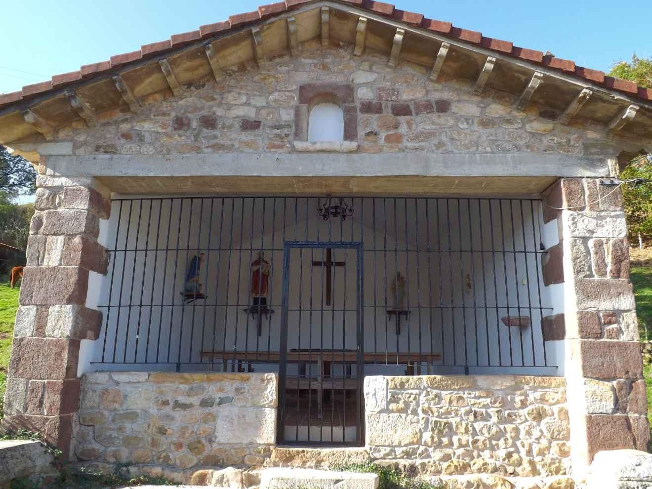 Capilla de San Ignacio en Cabrojo