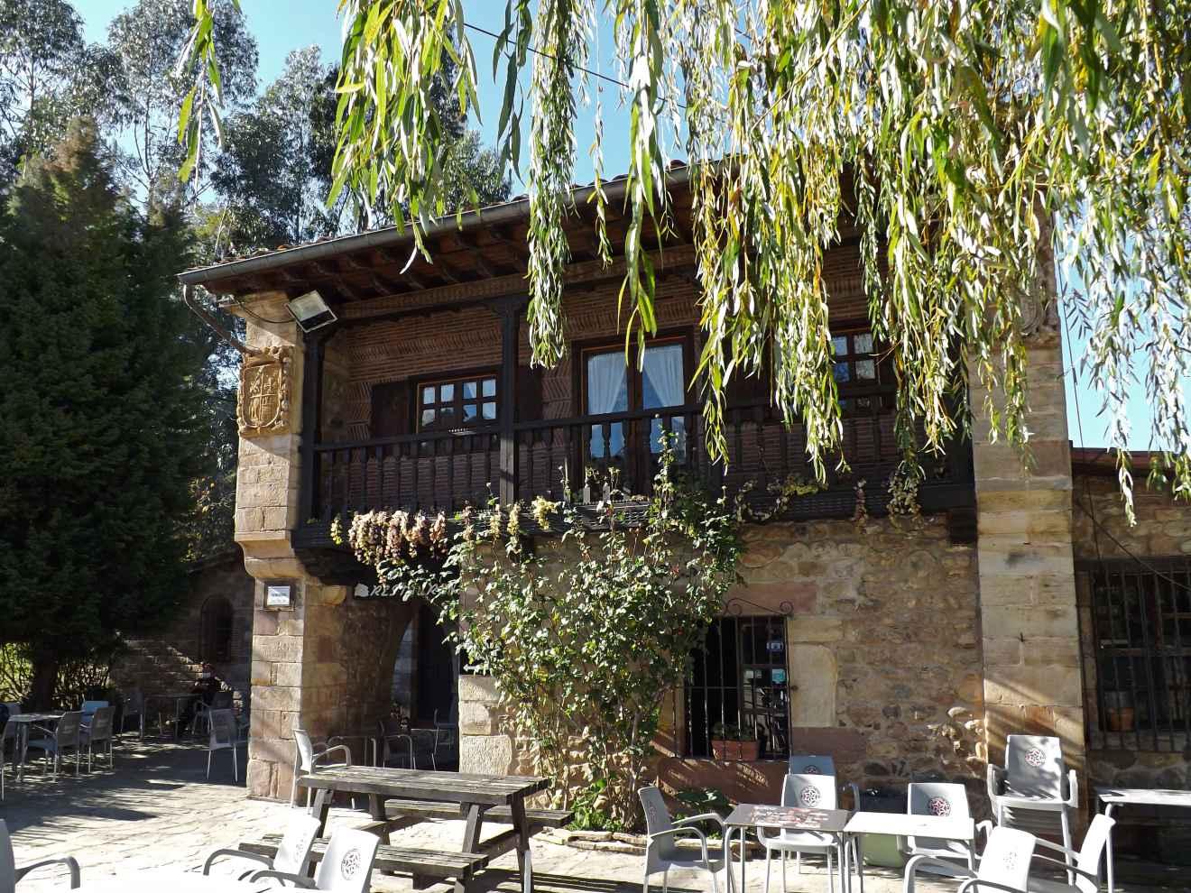 Casa montañesa Foramontanos