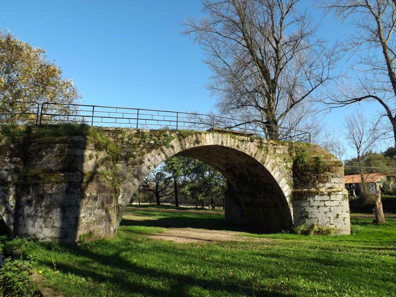 Antiguo puente de Santa Lucía