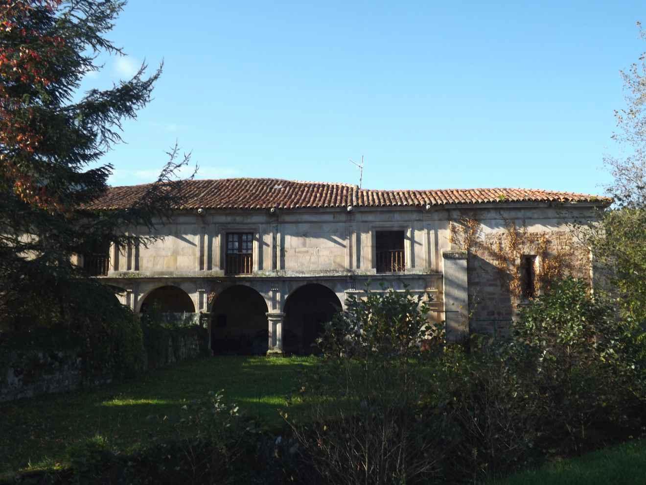 Palacio de Gayón en Santibáñez