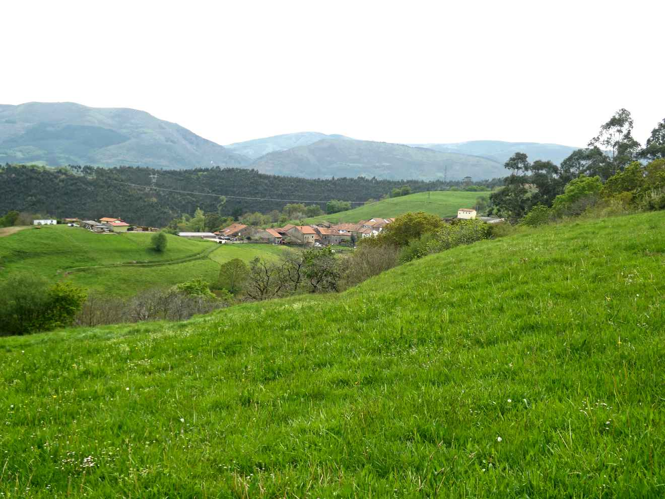 Vista de Bustablado