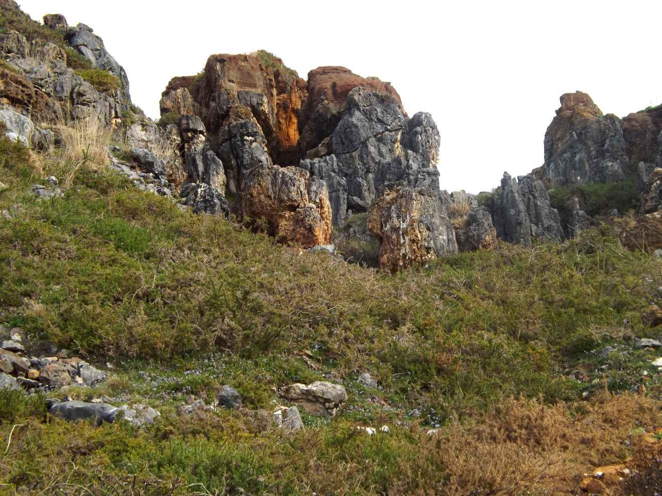 Zona de minas