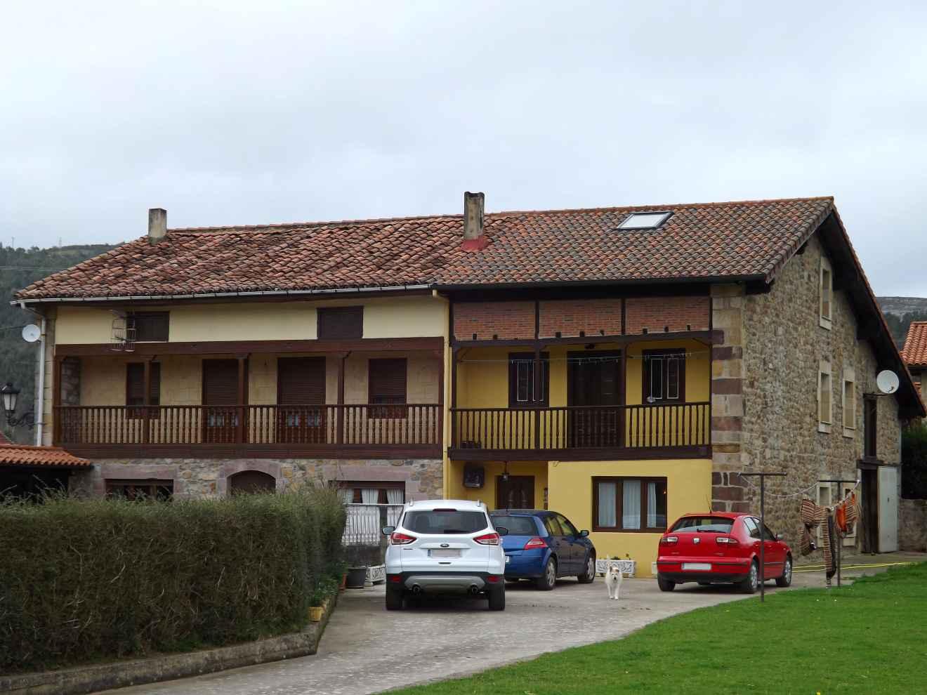 Casas montañesas