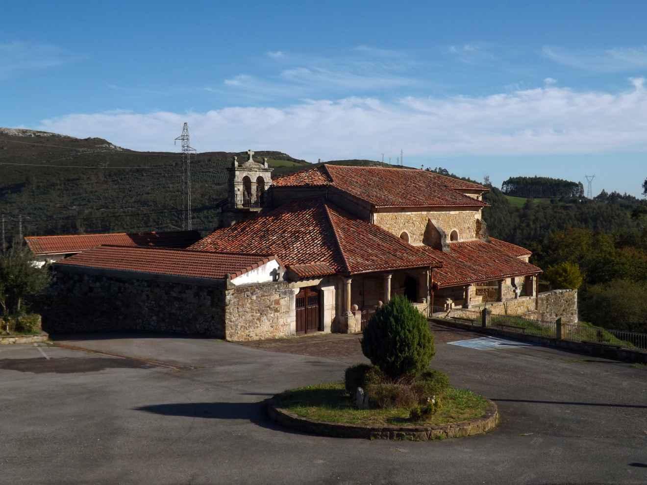 Iglesia de Santa Eulalia de Bustablado
