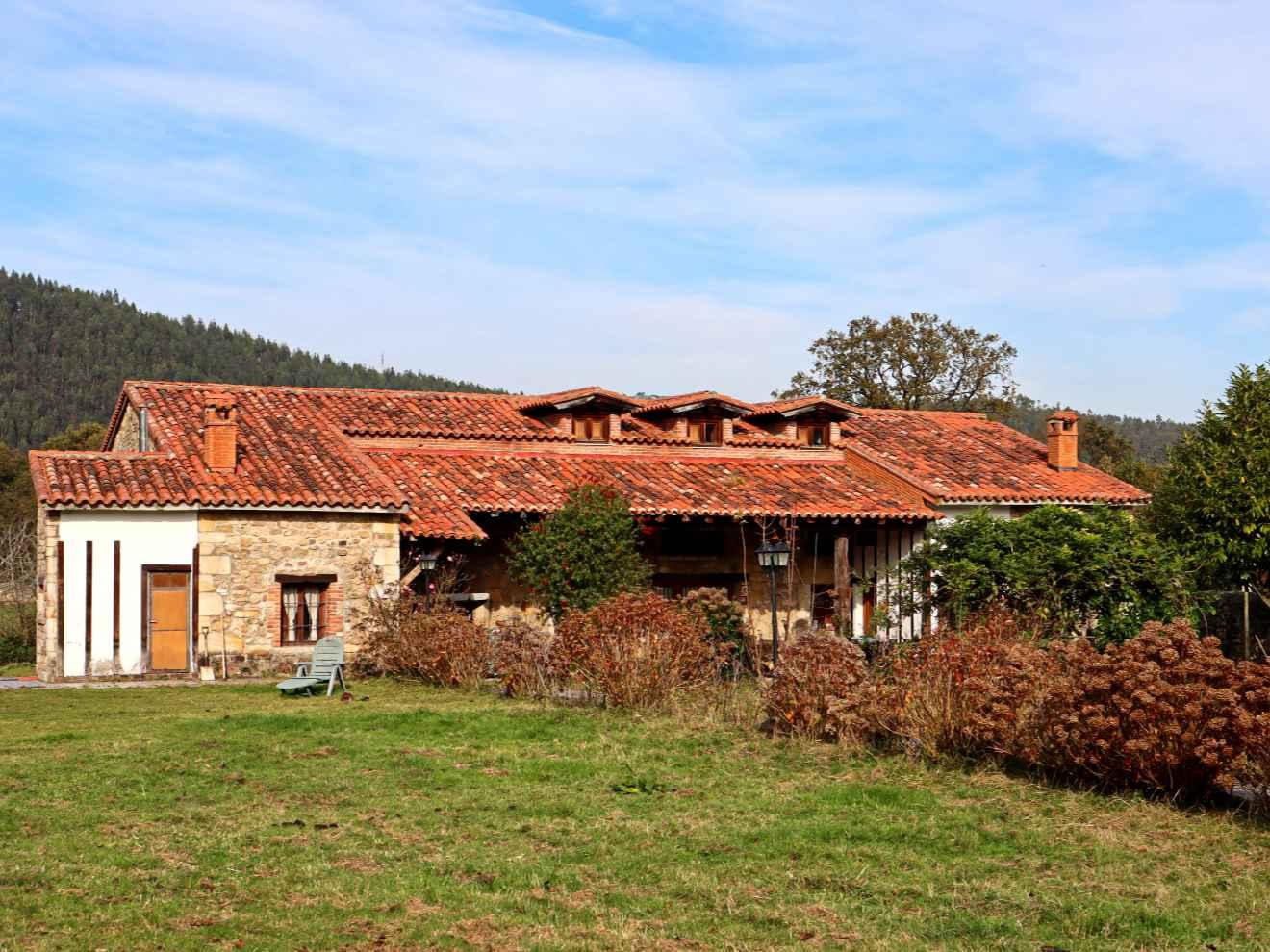 Casa Llana en Ontoria