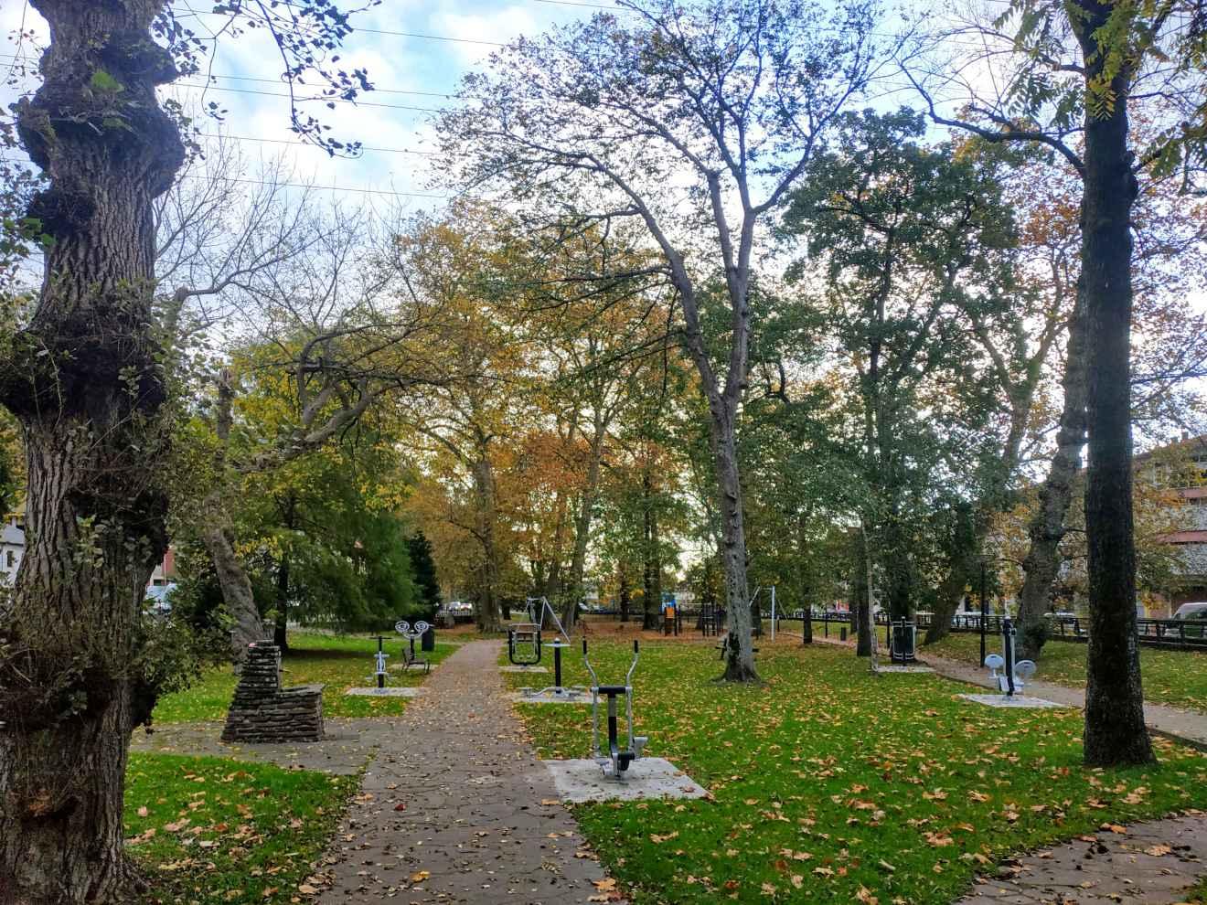 Parque de La Losa