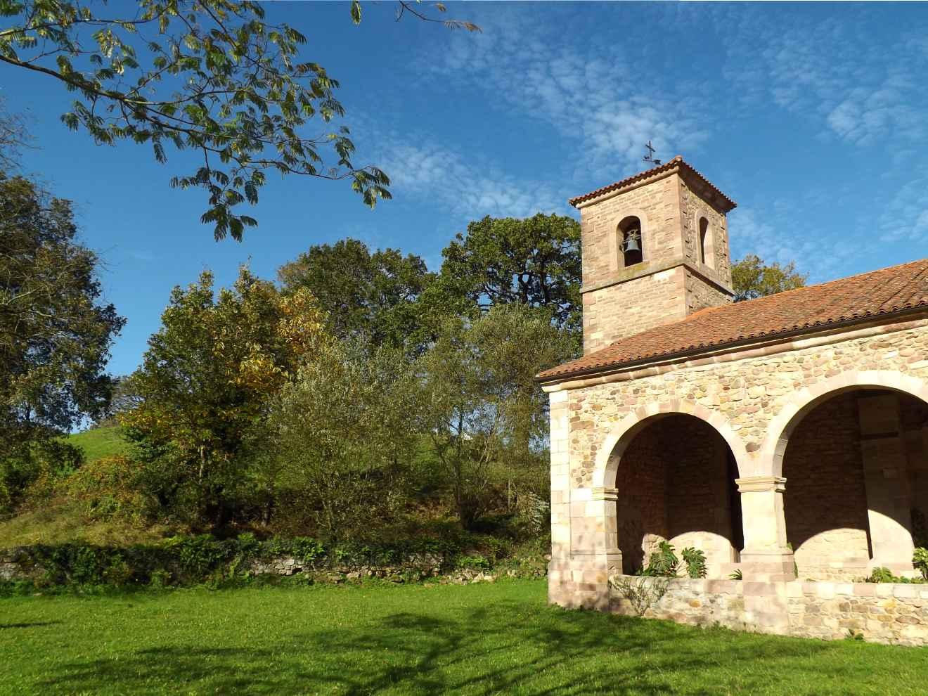 Iglesia de San Pedro de Santibáñez