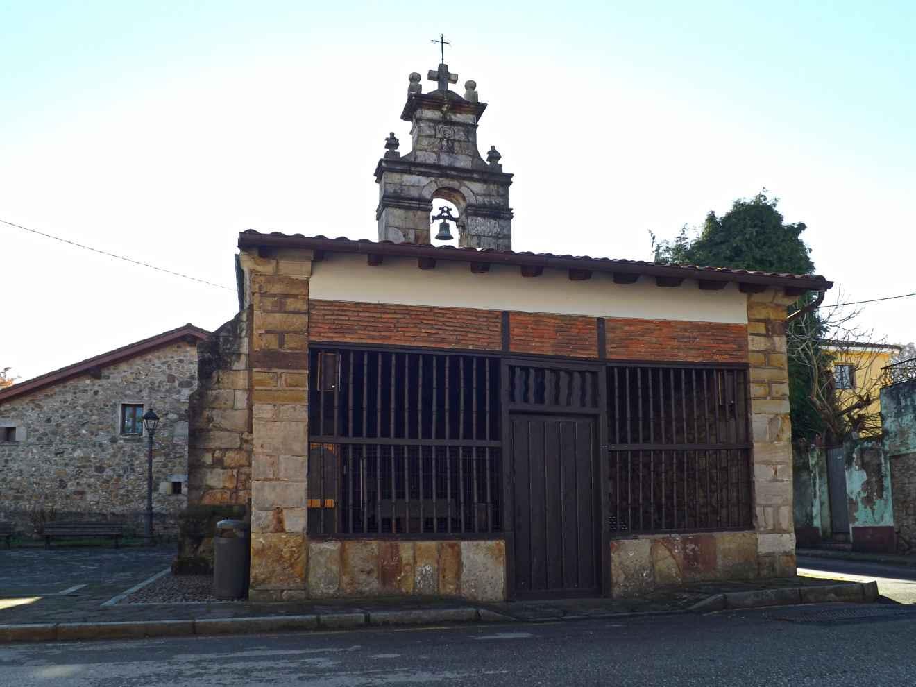 Capilla de San Roque en La Pesa