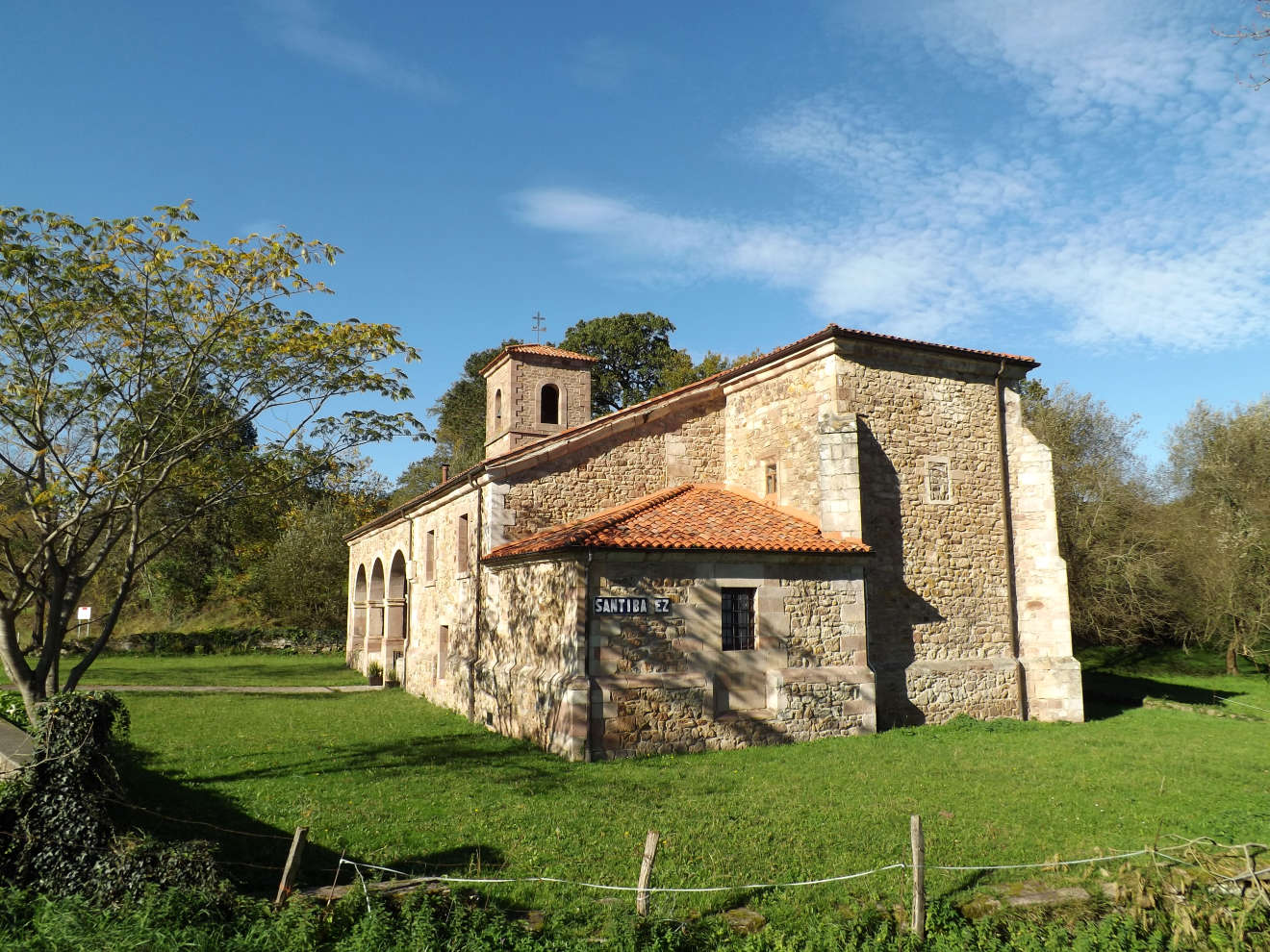 Iglesia de Santibáñez