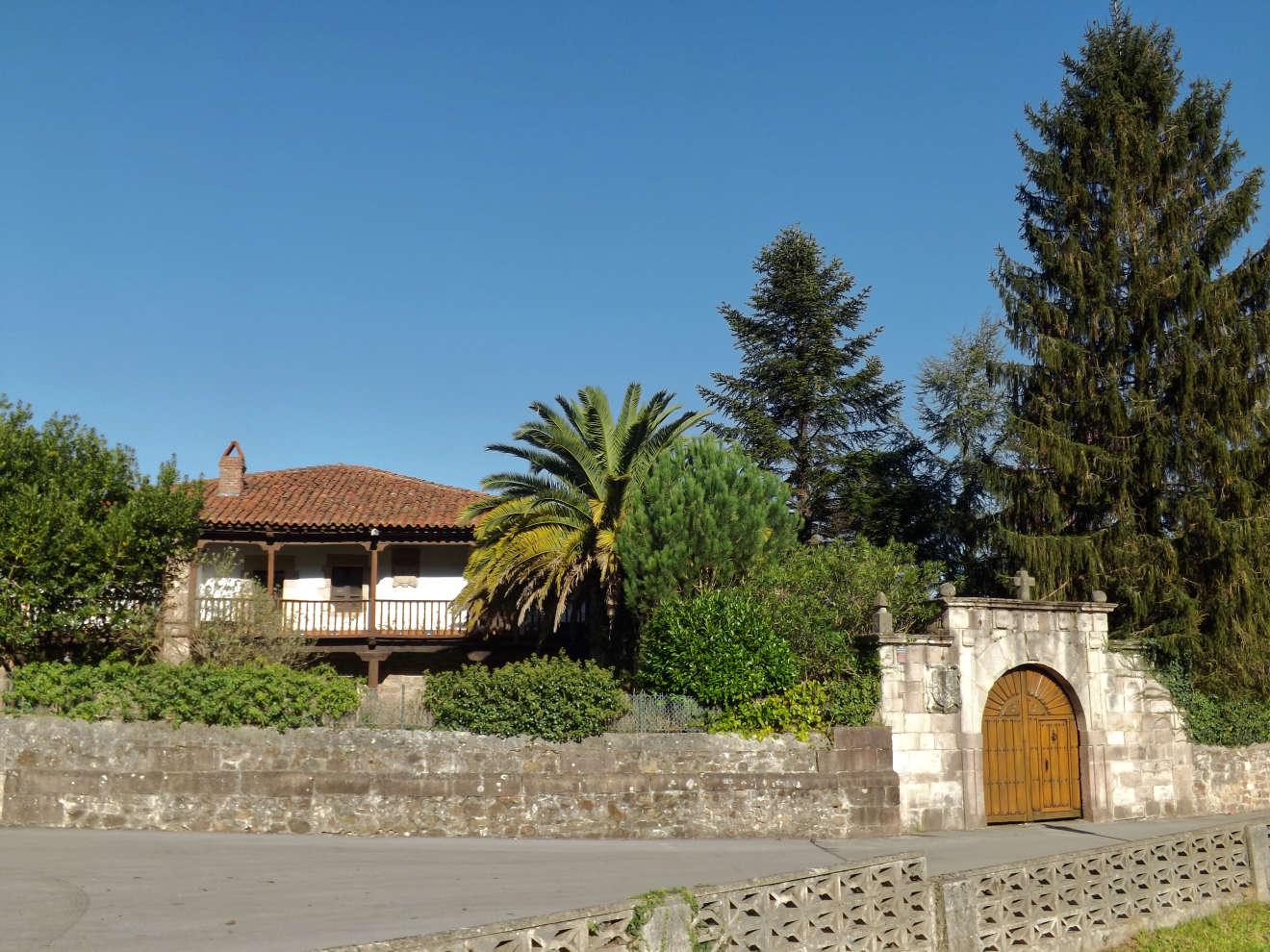 Palacio de Gayón