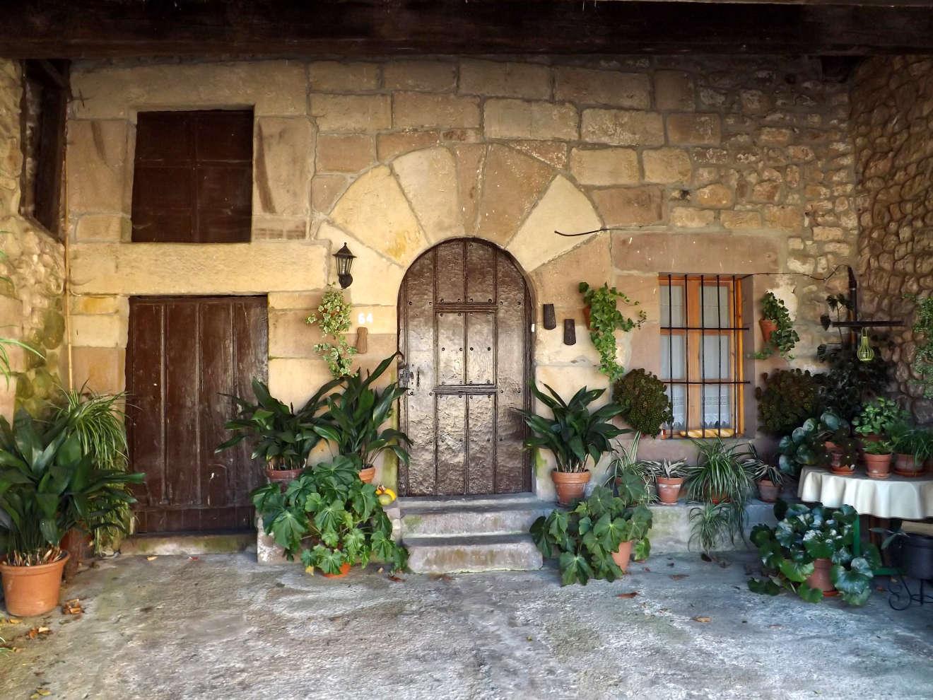 Casa Llana en Santibáñez