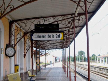 Estación de Cabezón de la Sal