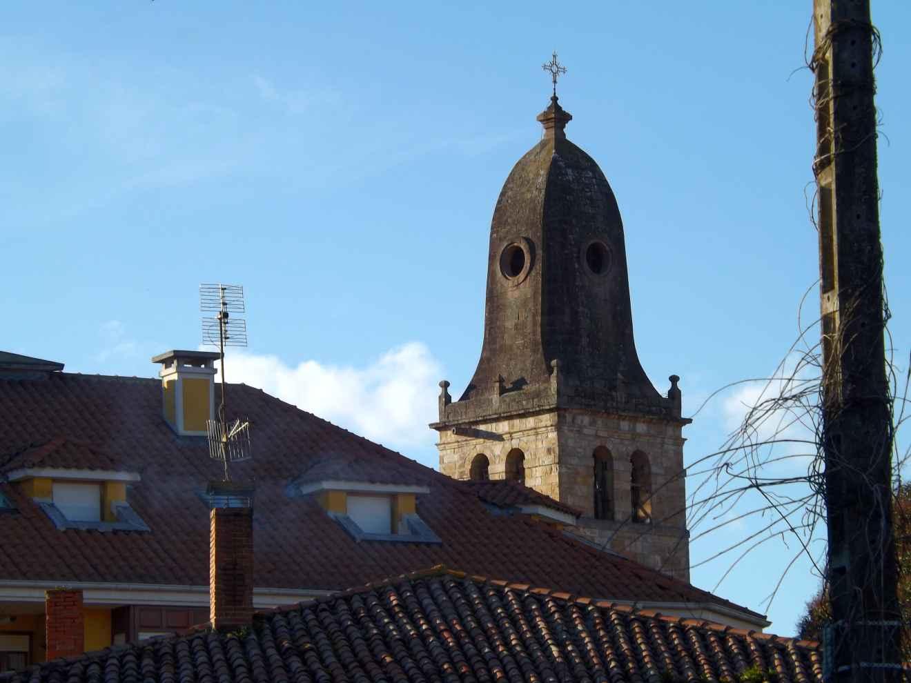 Chapitel de la iglesia de Cabezón