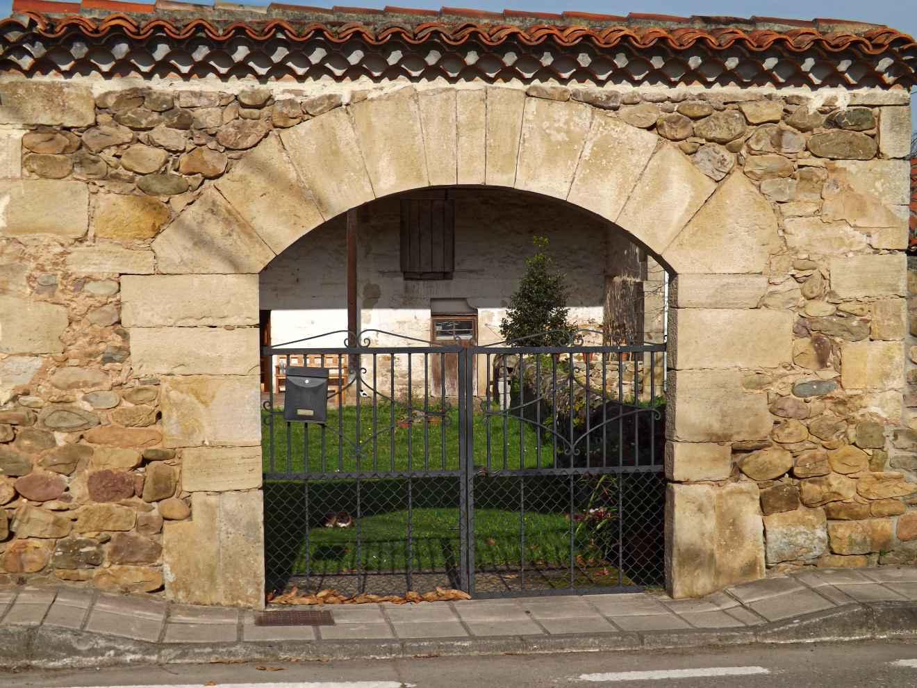 Casa Llana en Vernejo
