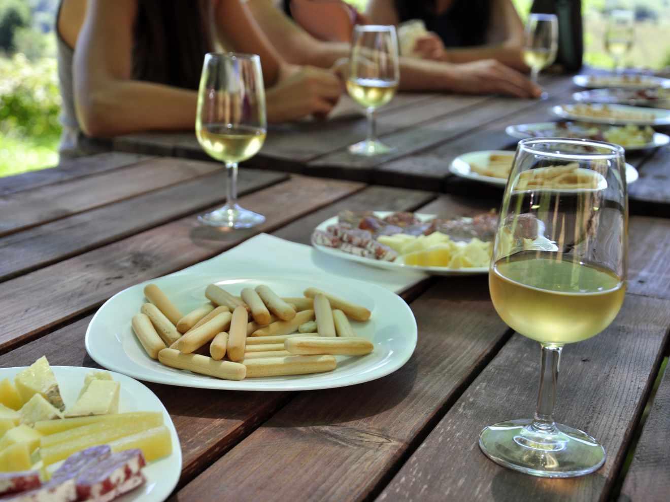 Vino blanco de solera